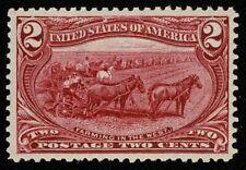 Scott#286 2c Trans Mississippi 1898 Mint NH OG Never Hinged