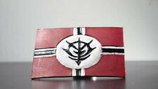 Hand made Gundam UC series leather tactical patch