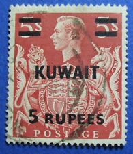 1948 KUWAIT 5R SCOTT# 81 S.G.# 73 USED CS03679