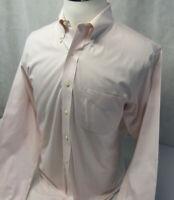 Brooks Brothers Regent Button Down Non Iron Supima Cotton Dress Shirt Mens 16 36