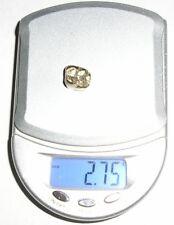 Dental Gold Tooth Cap  2.75 grams