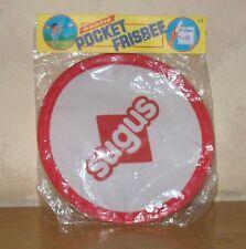Vintage 1970's 1980's SUGUS Pocket Frisbee European Netherlands NEW MIP sealed