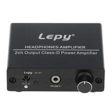 Lepy LP-A1 2x20W Tripath Clase D Audio Stereo Hi-Fi Amplificador de Potencia