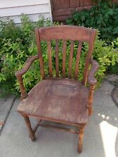 Vintage Murphy Chair 9262  WOOD OFFICE/DINING CHAIR