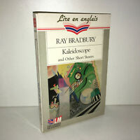 Ray Bradbury KALEIDOSCOPE AND OTHER SHORT STORIES Livre poche en Anglais - CD29C