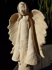 Handmade Ceramic Angel Art Perfect Idea For The Birthday First Communion Gift B