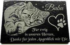 Grabstein Gedenktafel Grabplatte Urne Tiergrabstein Gedenkplatte Sittich 20x15cm