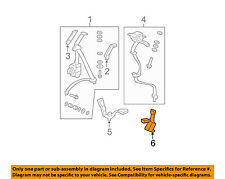 HONDA OEM 09-13 Fit Rear Seat Belts-Buckle Left 04826TK6A00ZA