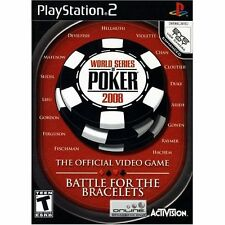 World Series of Poker: Battle for the Bracelet - PlayStation 2