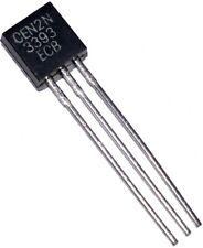2N3393 Transistor NPN 25V 500mA 625mW Through Hole TO-92