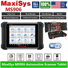 Autel MaxiSys MS906 OBD2 Full-System Car Diagnostic Scanner IMMO Keys Reset Tool