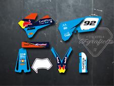 Grafiche KTM exc/exc-f Enduro Cross Motard 125 150 200 250 300 450