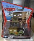 DISNEY PIXAR CARS 2 RACE TEAM SARGE #15 NEW NEW