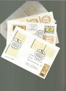 107999 / ATM Lot Belege Österreich