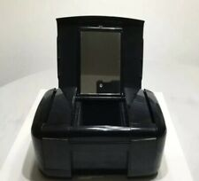 "The Jewel Kit travel box MADE IN USA by Ingenious Designs Inc Black ""locking"""