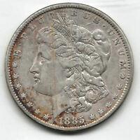 U.S.A. 1 Dolar Morgan 1885 @ Bella pieza @ plata