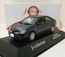 J COLLECTION 1/43 Nissan Primera Blue / Bleu