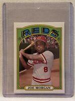 2013 Topps '72 Topps Mini Cincinnati Reds Baseball Card TM-90 Joe Morgan NM/M