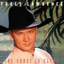 The Coast Is Clear by Tracy Lawrence (CD, Mar-1997, Atlantic (Label))