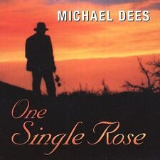 MICHAEL DEES CD ONE SINGLE ROSE BRAND NEW SEALED
