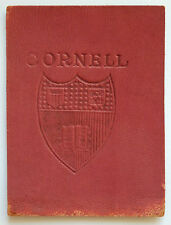 CORNELL UNIVERSITY Leather Seal 1910 American Tobacco Card
