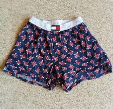 Vintage Retro Tommy Hilfiger Womens Small Petite Boy Shorts Panties Underwear