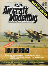 Scale Aircraft Modelling V8 N6 Omani Air Defence Bf 109E Emil RAF BE.12 Fighter