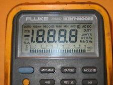 Fluke 87 Repair Kit For Faded Lcd Display Digits All Series