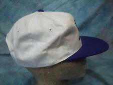 NOVARTIS SEEDS   BASEBALL HAT: ONE SIZE FITS ALL   WHITE & BLUE  NEW!!!