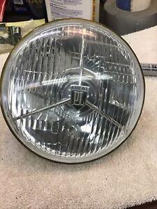 LUCAS PL Headlamp Aston Martin DB4 DB5 Jaguar MGB MGC Morgan Lotus Sunbeam (cc)
