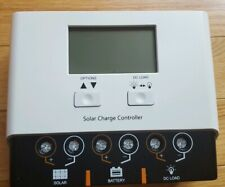 30A Negative Ground Solar Charge Controller 12V/24V plus Usb Output
