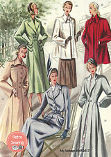 The Haslam System of Dresscutting No. 20 - 1950's -  Copy