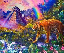 Jigsaw Puzzle Animal Wild Clandestine Forest 750 pieces NEW Iridescent