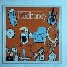 MUDHONEY - LET IT SLIDE * 12 INCH GREY VINYL * FREE P&P UK * SUB POP SP 16/155 *