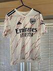 Arsenal Away Shirt 20/21, Age 13/14 Years