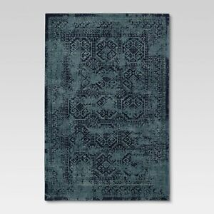 Overdyed Area Rug - Threshold  2 x 3 made in USA