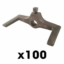 """100 2x4"""" Double Screed Hooks Concrete Forms Screed Post slab curb patio inch"""