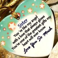 Gifts for her him Personalised Xmas mum Nanny Aunt Daughter Dad Sister Family