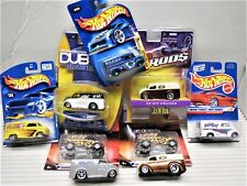Hot Wheels & Jada D-Rods (9) Dairy Delivery Divcos, Excellent Condition