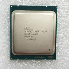 Intel Core i7-4930K 3.4GHz Six Core SR1AT CPU LGA2011 Processor CM8063301292702