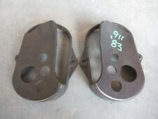 Porsche 911 Heater vent Covers (left and right ) SET #1  C# 82