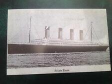 Postcard RMS Titanic 90th Anniversary 1912-2002 no56 Steamer Titanic U.S.A