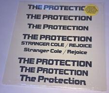 "THE PROTECTION Stranger Cole REJOICE Sealed 12"" Single REGGAE Strange Jah DUB"