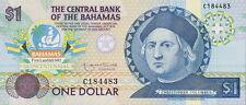 Bahamas 1 Dollar 1992 Pick 50 (1) 500 Jahre Entdeckung