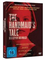 The Handmaid's Tale - Staffel 1 [4 DVD's/NEU/OVP] Roman von Margaret Atwood
