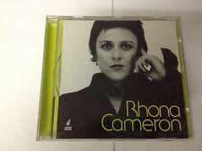 Rhona Cameron : Rhona Cameron CD (2001)