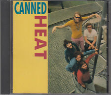 Canned Heat : Canned Heat CD Self Titled Reissue No Barcode FASTPOST