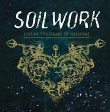 Live in The Heart of Helsinki 0727361332044 by Soilwork CD With DVD