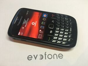 Blackberry Curve 8520 Smartphone - Black - Tested - Vodafone