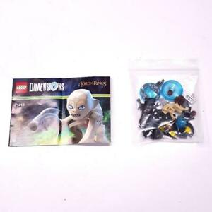 Lego Dimensions Lord of the rings 71218 Fun Pack Gullum & Shelob complete R6100